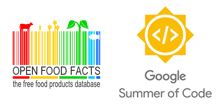 Student projects/GSOC/Proposals - Open Food Facts EN